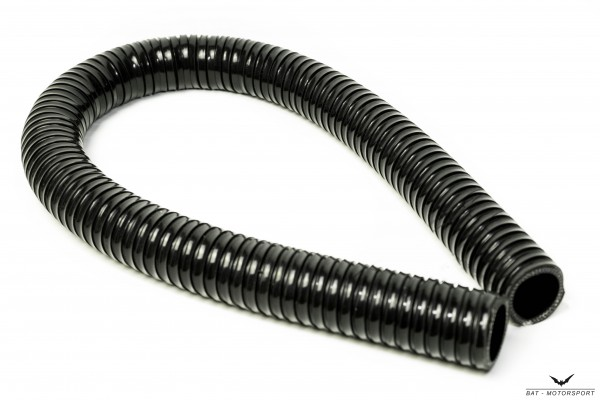 Silicone hose 16mm blackBOOST products 1m length